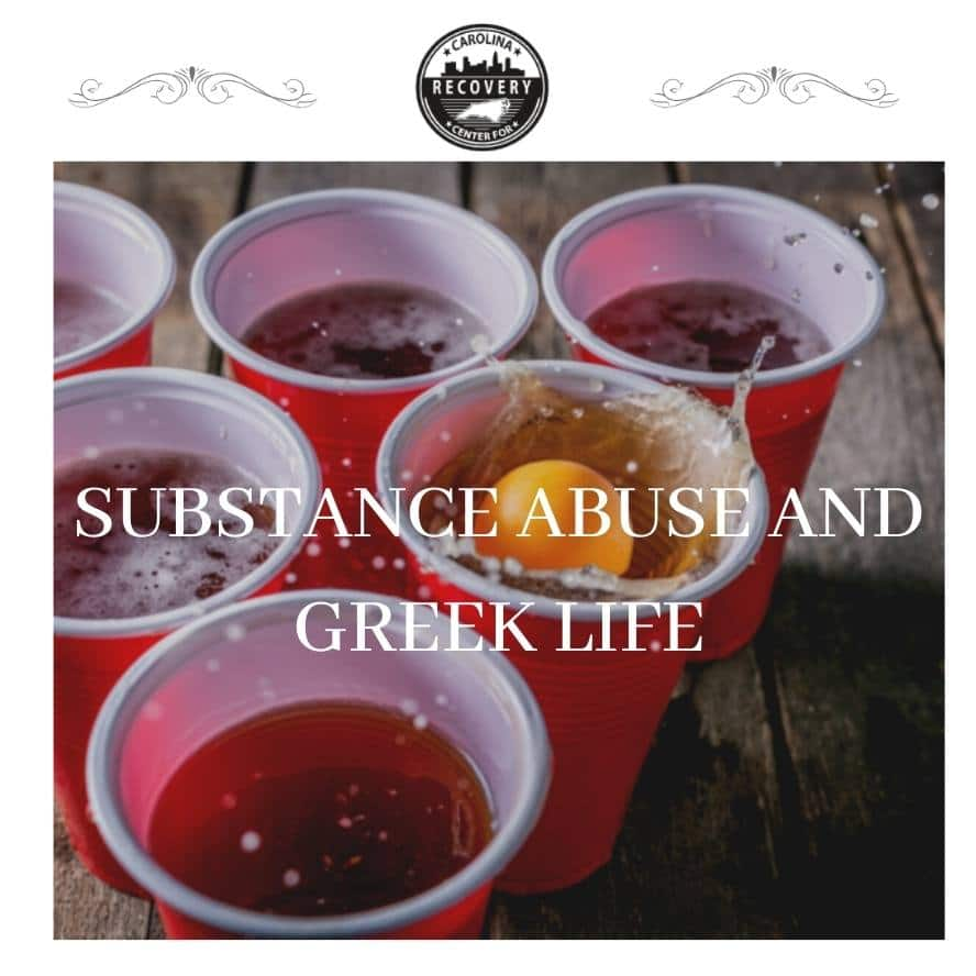 Substance Abuse and Greek Life: A Growing Problem in North Carolina